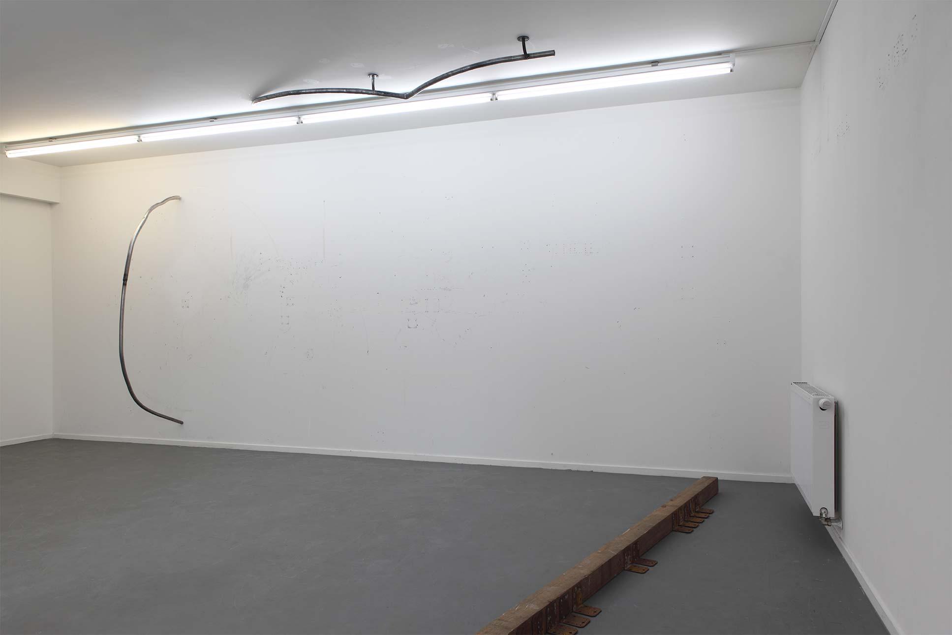 Van Eyck residency, open studio exhibition